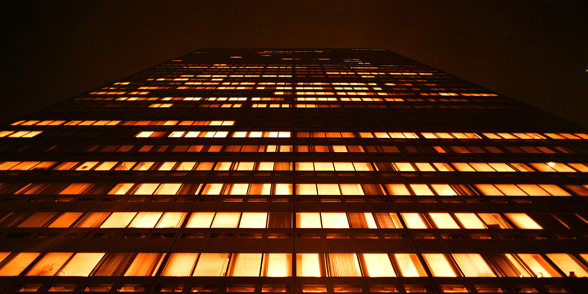 "Untitled (night grid) Boston, MA. Color C-Print. for 15""x 30"" to 30″x 60″ and up to 96″ available."